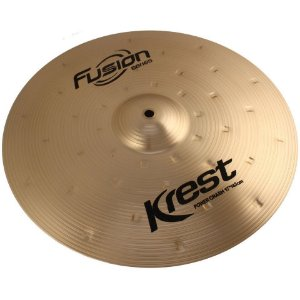 Prato de bateria krest fusion Ataque Power Crash 17 B18 F17pc