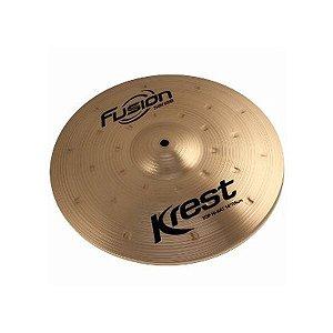 Prato de bateria Krest Fusion Chimbal Hihat 13 B8 F13mh