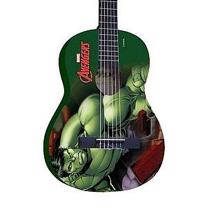 Violão Infantil Phx Phoenix Marvel Hulk Vim-h1