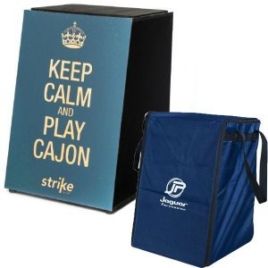 Cajon Fsa Strike Series Keep Calm Sk4008 E Capa Bag