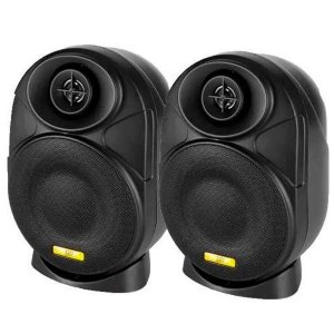 Caixa De Som Ambiente Donner Ll Audio Elips 120w Rms Tweeter