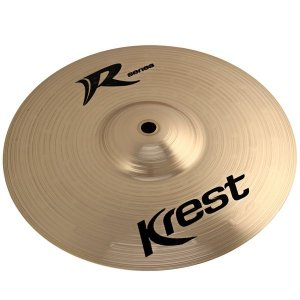 Prato Bateria Krest Splash RSERIES 8 Bronze B8 R8SP