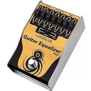 Pedal Landscape Guitar Equalizer Geq1 Equalizador