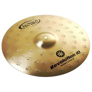 Prato de Bateria Orion Crash Ataque RX Revolution 16 Rx16mc