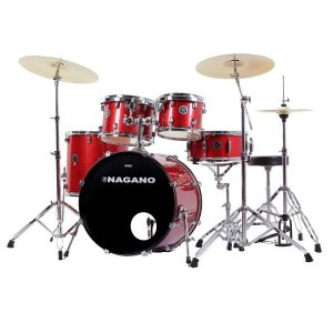 Bateria Nagano Garage Fusion 20 Bumbo 20 Red Wine Sparkle