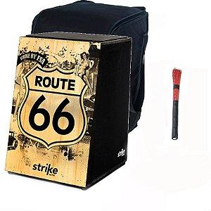 Cajon Fsa strike Route 66 sk4010 Inclinado Vassourinha Capa