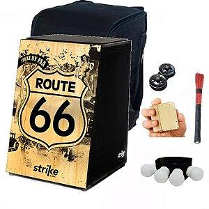 Cajon Fsa strike Route 66 sk4010 Vassourinha Capa
