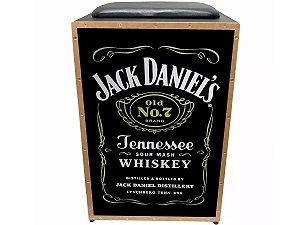 Cajon Eletrico Jaguar K2 Jack Daniels
