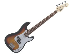 Baixo Infantil Criança Phx Precision Bass Jr 3/4 Sunburst