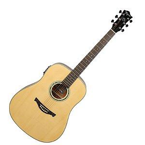 Violão Elétrico Aço Tagima Woodstock Tw25 Natural