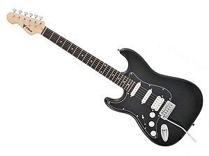 Guitarra Phx Strato Power St H Sth Canhoto Preto