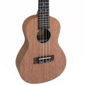 Ukulele Shelby Su23m Natural Concerto By Eagle