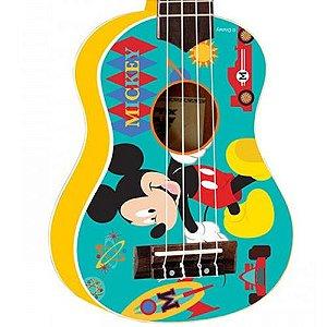 Ukulele Crianca Infantil Soprano Phx Disney Mickey Ukp-mk1