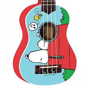 Ukulele Phx Criança Infantil Soprano Snoopy Ukpsn1