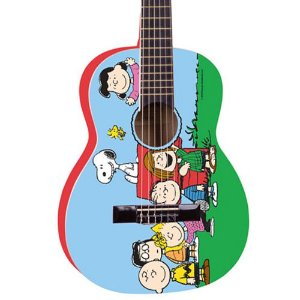 Violao Phx Infantil Criança Snoopy Amigos Visa1