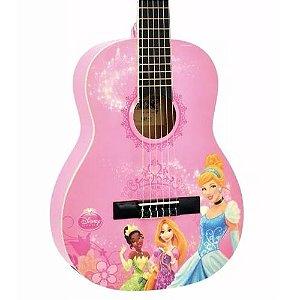 Violão Infantil criança 1/2 Phx Disney Princesa Vip-1