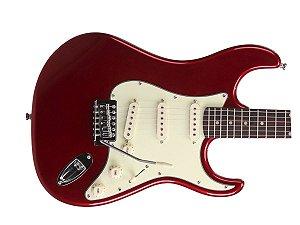 Guitarra Tagima Memphis Mg32 Vermelho Metalico