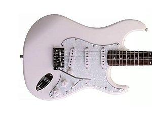 Guitarra Memphis Tagima Memphis Mg32 Branco