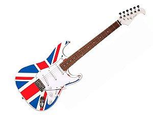 Guitarra Eagle Sts001 Uk Inglaterra stratocaster