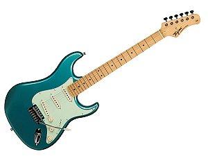Guitarra Tagima TG 530 woodstock Azul Stratocaster