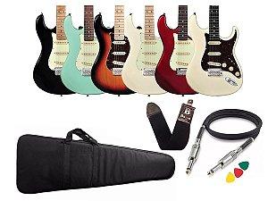 Guitarra Tagima T635 Classic Capa Cabo