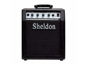 Amplificador Cubo Caixa Sheldon Bss180 18w para Baixo
