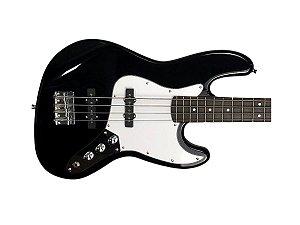 Baixo Phx Jb 4 Jazz Bass 4 Cordas Cor Preto
