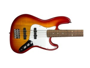 Baixo 4 Cordas Phx Jb 4 Jazz Bass Cherry Burst