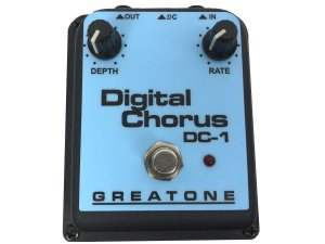 Pedal Chorus Onerr Greatone Dc-1 Guitarra Violão Baixo