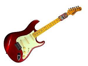 Guitarra Tagima TG 530 woodstock Vermelho stratocaster