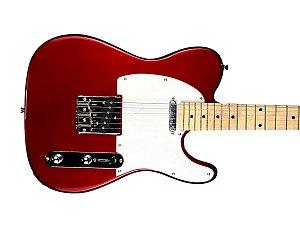 Guitarra Telecaster Phx Tl1 Vermelho profissional regulada