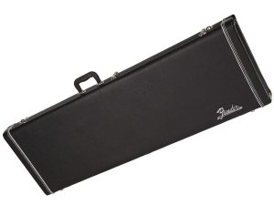 Case Para Guitarra Tele Stratocaster Pro Series Preta Fender