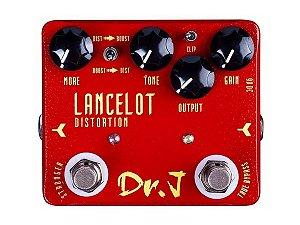 Pedal Joyo Lancelot D-59 Distortion e Boost Drive Guitarra
