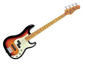 contra Baixo Tagima Tw65 sunburst Woodstock precision novo