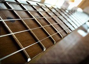 Troca de Trastes de instrumentos de cordas
