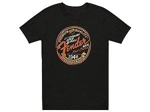 Camiseta Fender Legendary Feminina M