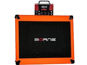 cabeçote joyo jackman marshall caixa borne laranja orange 12