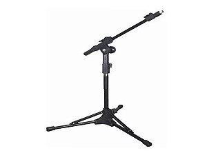 Suporte Pedestal Estante Rmv Microfonar Bumbo Bateria