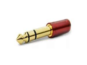 Adaptador Santo Angelo Entra P2 Sai P10 Fone E Amplificador