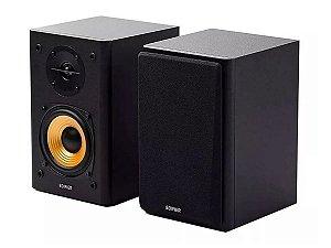 Monitor De Audio Edifier R1000t4 24w 2.0 Bivolt Cor Preto