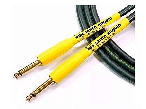 Cabo P10 P10 Santo Angelo Shogun 4,57m Premium Banhado Ouro