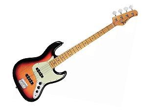 Baixo Tagima Tw73 Woodstock Jazz Bass Passivo Sunburst