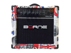 Amplificador para guitarra Cubo Borne G30 London C/ Distorção