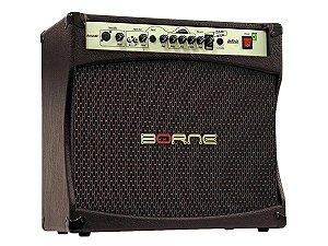 Amplificador borne Infinit Cv12100 100w rms Para Violao E Voz