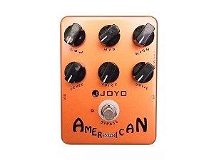 Pedal Joyo Jf-14 American Sound = Fender 57