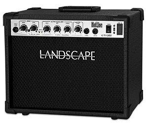 Amplificador Cubo Landscape Hotline Gtx200 Para Guitarra