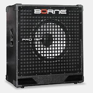 Caixa Borne Pro115p 350w Rms 1x15 - Cone De Aluminio