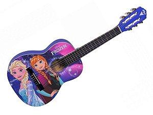 Violao Infantil Criança Disney Frozen Elsa Anna 1/2 VIF2