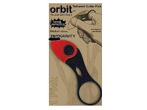 Palheta De Guitarra Orbit zero gravity não cai + agilidade