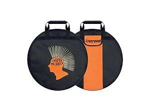 Bag Para Pratos De Bateria Liverpool Capa Bag Pra